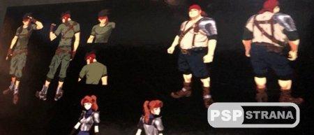 Сеть утекли концепи-арты ремейка Final Fantasy VII