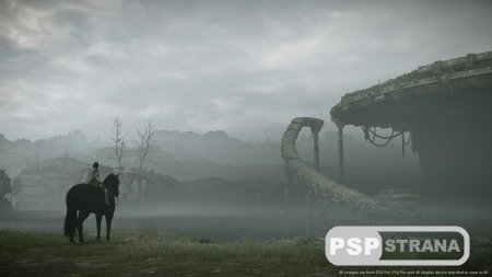 Shadow of the Colossus радует своей картинкой в очередном трейлере