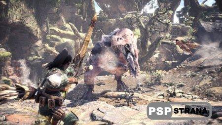 Разработчики озвучили сколько места займет Monster Hunter World на PS4
