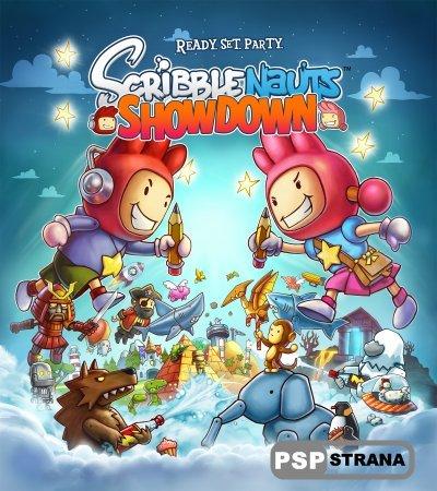 Представлена игра Scribblenauts Showdown