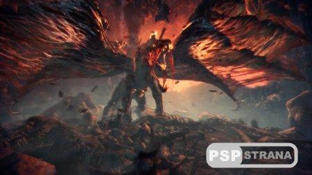 Monster Hunter World не собирается сдавать позиции