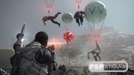 Konami показали час игры в Metal Gear Survive