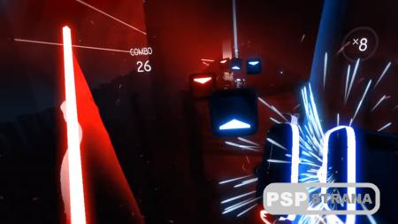 Релиз PS VR ритм-игры Beat Saber намечен предположительно на май