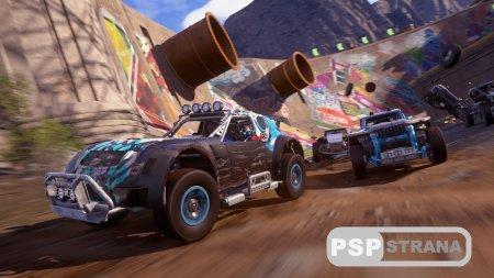 Разработчики Onrush опубликовали новые геймплейные ролики