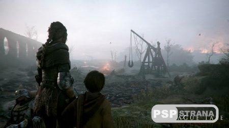 A Plague Tale: Innocence обзавелся рядом мерзких скриншотов