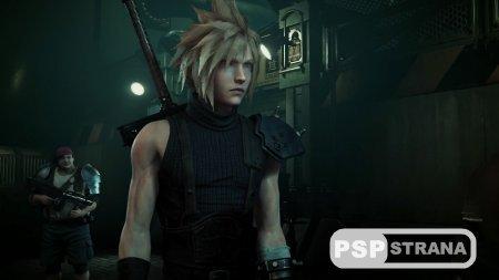 Square Enix в поисках разработчиков для HD-ремейка Final Fantasy VII