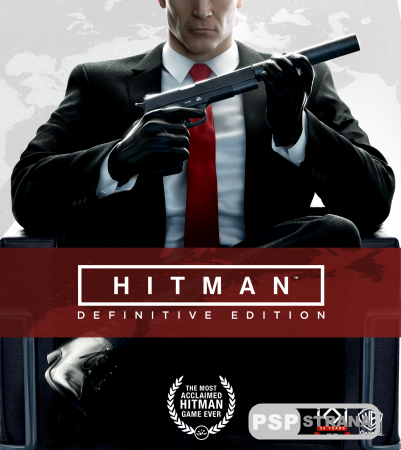 Warner Bros. 18 мая издаст Hitman: Definitive Edition