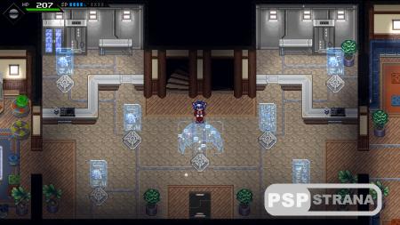 CrossCode доберется до PlayStation 4