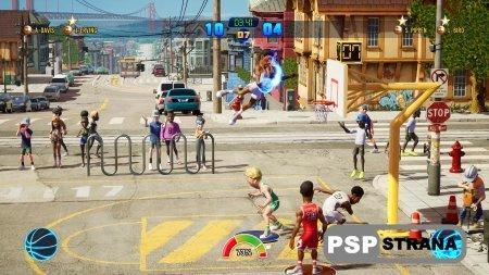 Объявили о разработке NBA Playgrounds 2