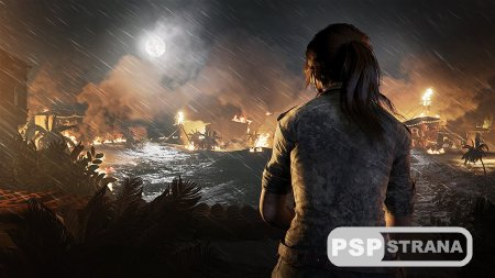 Shadow of the Tomb Raider обзавелась трейлером