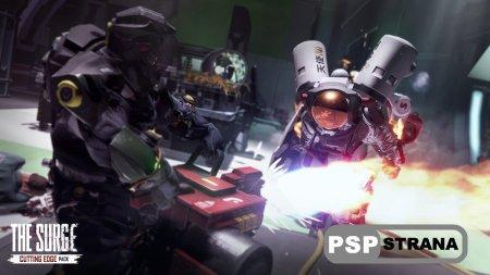Новые броня и оружие станут доступны игрокам The Surge