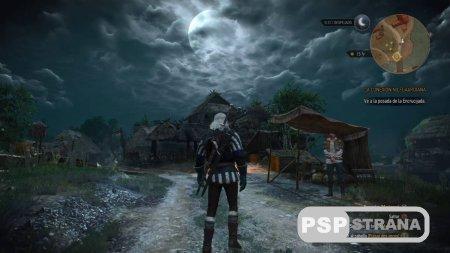 Ведьмак 3 стал красивее на PS4 Pro