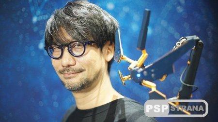 Очередной трейлер от Хидео Кодзимы покажут на E3 2018