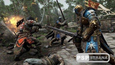 Ubisoft подробно расскажет о For Honor на выставке E3