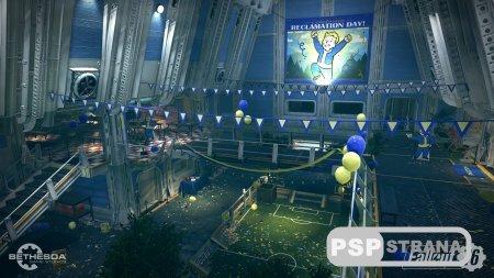 Fallout 76 – неожиданный анонс Bethesda