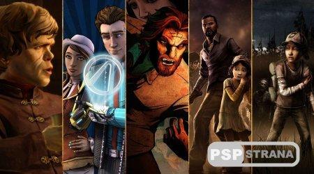 Telltale Games хочет использовать новый движок