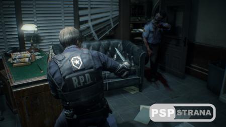 Resident Evil 2 будет меняться в зависимости от игрока