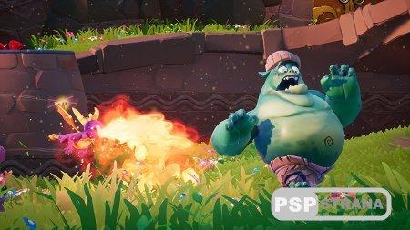 Издатель хочет внести все игры Spyro на один диск