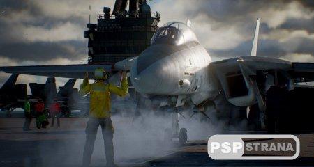 Седьмая часть Ace Combat будет доступна в середине января