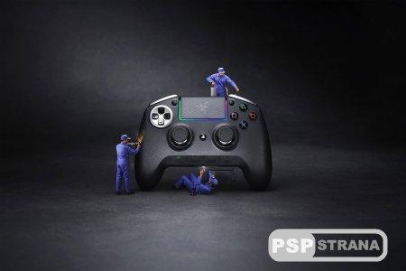 Razer Raiju Ultimate – новый Pro-контроллер для PS4