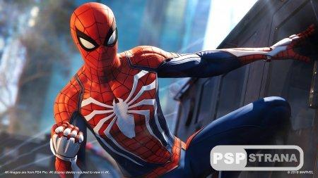 Разработчики приготовили много костюмов в Spider-Man
