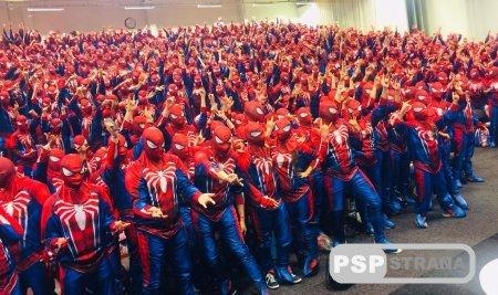 Поклонники комиксов о Spider-Man установили необычный рекорд