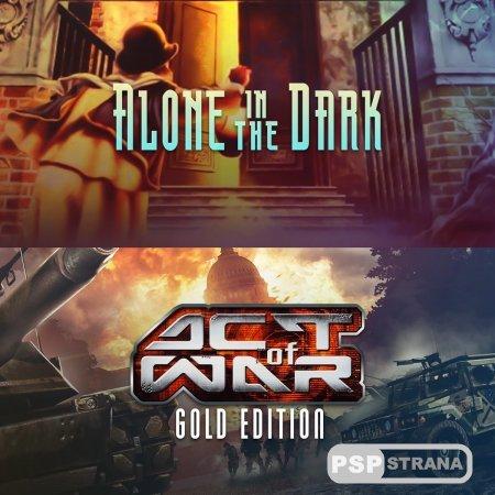 Серии «Один в темноте» и Act of War перешли в руки THQ Nordic