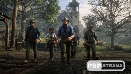 В сюжете Red Dead Redemption 2 будет только один игровой персонаж
