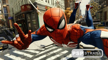 Вернуться в Spider-Man станет возможно в режиме NG+