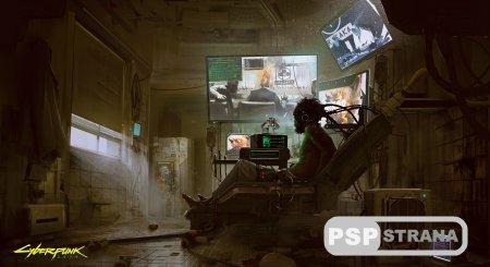 Помогать в разработке Cyberpunk 2077 будет сторонняя студия
