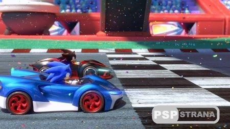 Team Sonic Racing доедет до пользователей только 21 мая