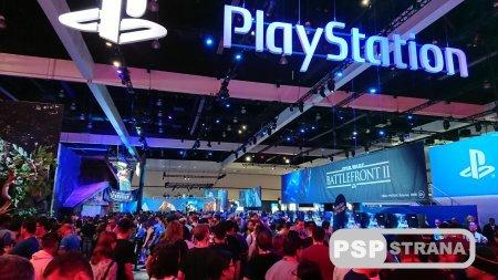 Е3 2019 года пройдет без Sony