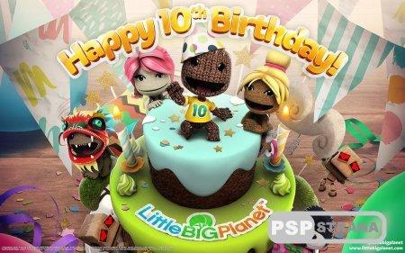 В честь юбилея, в Dreams воссоздали LittleBigPlanet