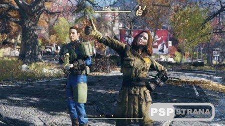 Патч первого для Fallout 76 превосходит по размерам саму игру