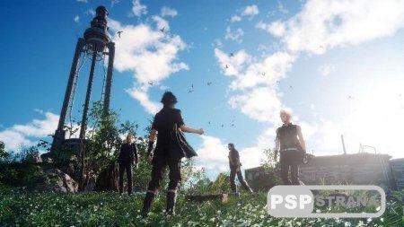 Через несколько лет после выхода Final Fantasy XV в игре появилась русская озвучка
