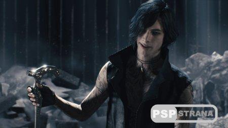 Очередной видеоролик DMC V рассказал о новом персонаже
