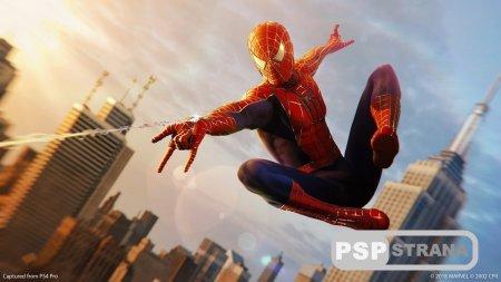 Самой успешной супергеройской игрой стал Spider-Man