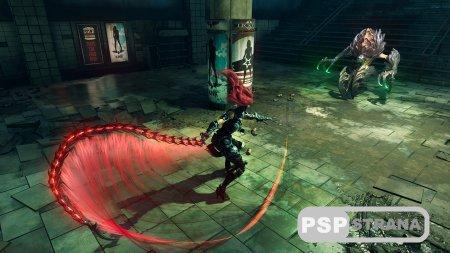В Darksiders III вернули старую боевую систему