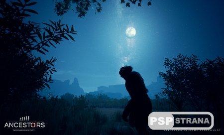 Ubisoft показали новую игру - Ancestors: The Humankind Odyssey