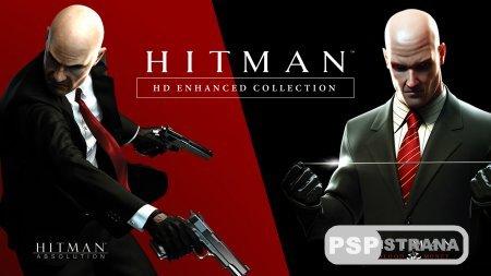 Объявили об издании Hitman HD Enhanced Collection