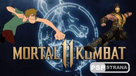 Геймеры просят добавить в Mortal Kombat 11 персонажей из Скуби Ду