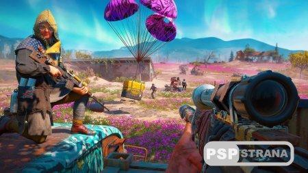 Новый Far Cry показывает низкий уровень продаж