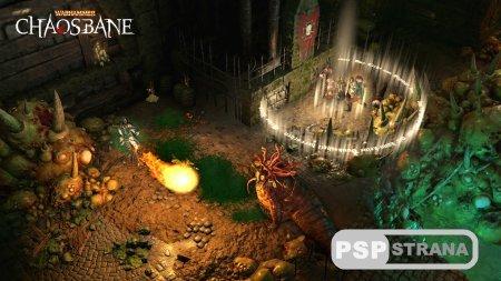 Вначале лета состоит релиз Warhammer: Chaosbane