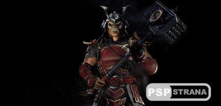 Стало известно, как будет выглядит Шао Кан в Mortal Kombat 11