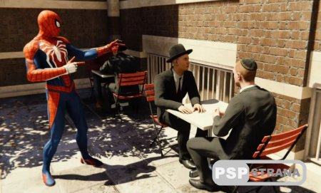 Самая незамеченная пасхалка Spider-Man