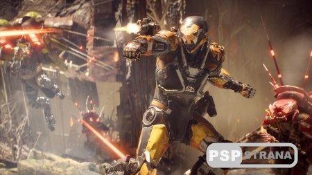 Разработчики Anthem задержат обещанные дополнения