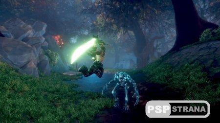 Представлена Warlander – игра, вдохновленная Metal Gear Rising