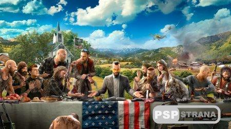 Far Cry 5 стала самой популярной игрой от Ubisoft