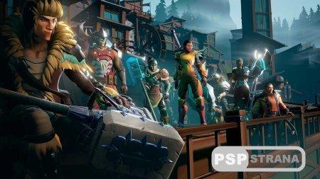 Как настроить Dauntless на кооперативную игру с друзьями?
