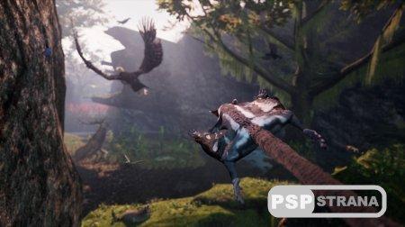 Away: The Survival Series предложит выживать за белку-летягу